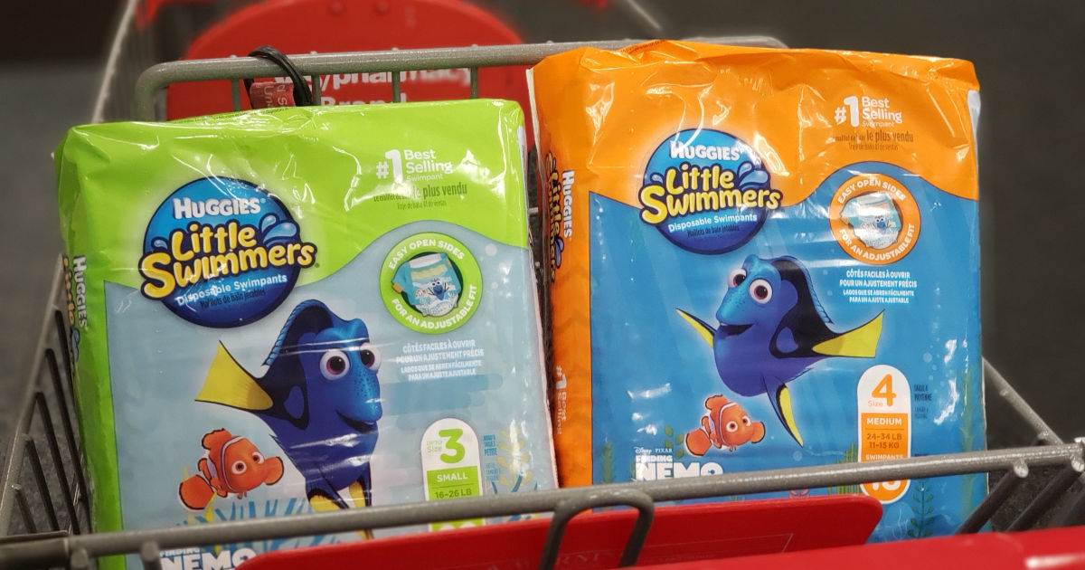 image regarding Huggies Coupons Printable called Large Significance $1.50/1 Huggies Tiny Swimmers Printable Coupon