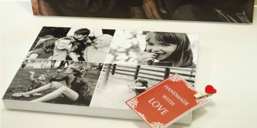 87% Off CanvasChamp Collage Canvas Prints + Free Shipping w/ $20 Purchase