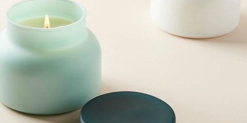 Over 40% Off Capri Blue Jar Candles at Anthropologie