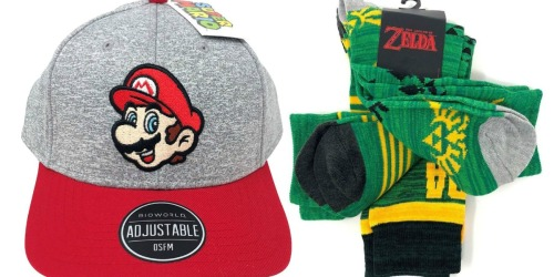 Up to 60% Off Character Apparel at Best Buy (Call of Duty, Super Mario Bros. & More)