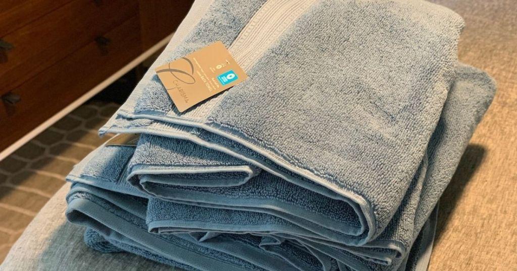 Charisma Bath Towels