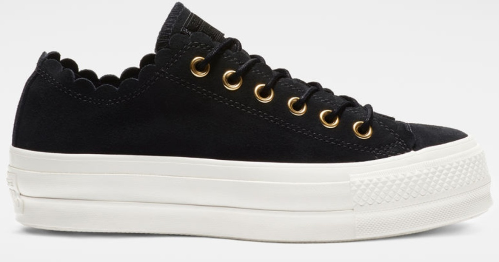 Chuck Taylor All Star Frilly Thrills Platform Low Top