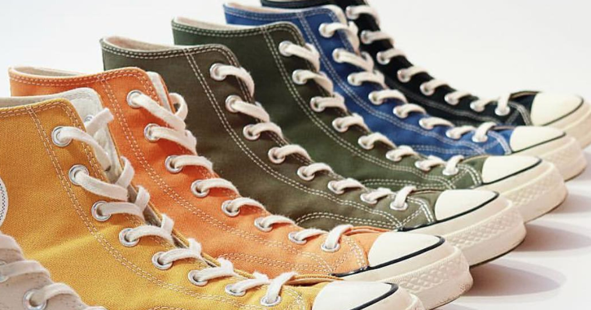Chuck Taylor All Star Seasonal Colors High Tops