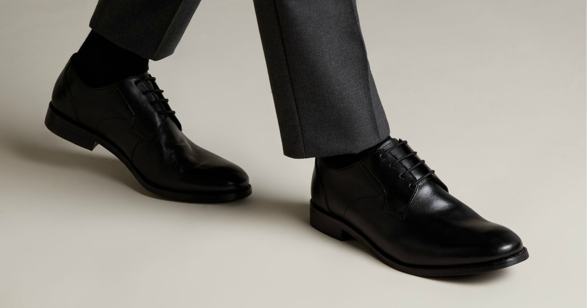 Clarks Men's Dress Shoes as Low as $34