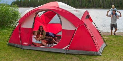 Coleman 8-Person Modified Dome Tent Only $89.99 Shipped (Regularly $150)
