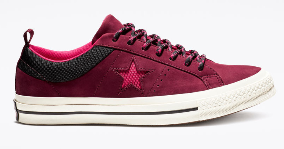 One Star Sierra Leather Low Top