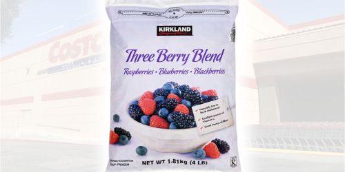 Costco Kirkland Frozen Berries Recalled for Possible Hepatitis A Contamination