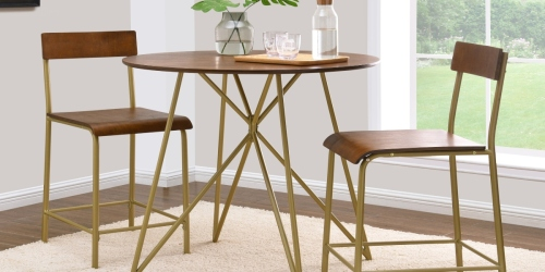 Up to 75% Off Better Homes & Gardens Space-Saving Dining Sets + Free Shipping