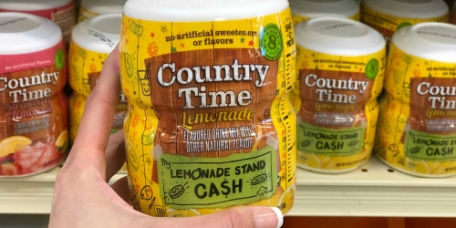 Save Money & Time With Kroger Grocery Pickup | Country Time, Kool-Aid & Tang Just 99¢!