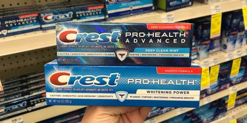 FREE Crest Toothpaste After CVS Rewards