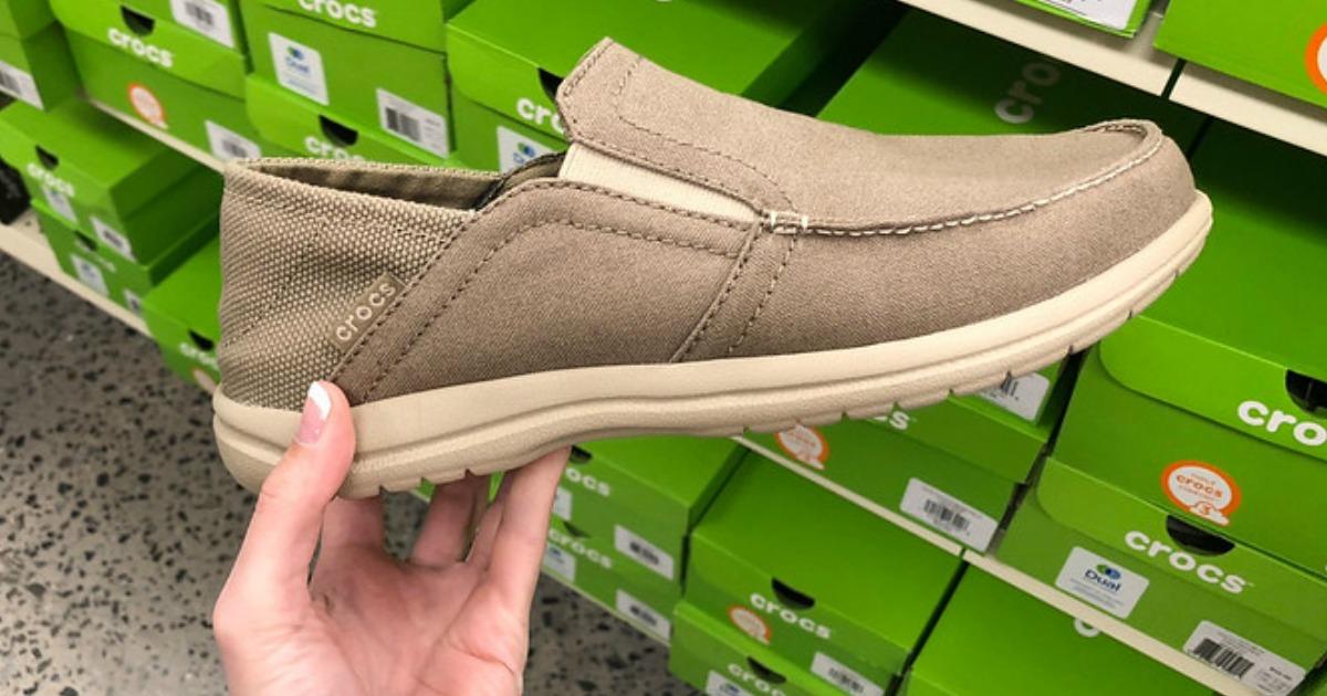 Crocs Men's Shoes \u0026 Sandals as Low as