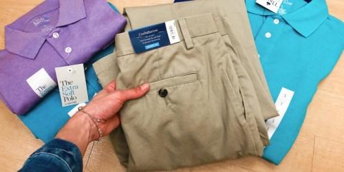 Croft & Barrow Men's Khaki Pants as Low as $8.74 Each Shipped at Kohl's (Regularly $20)