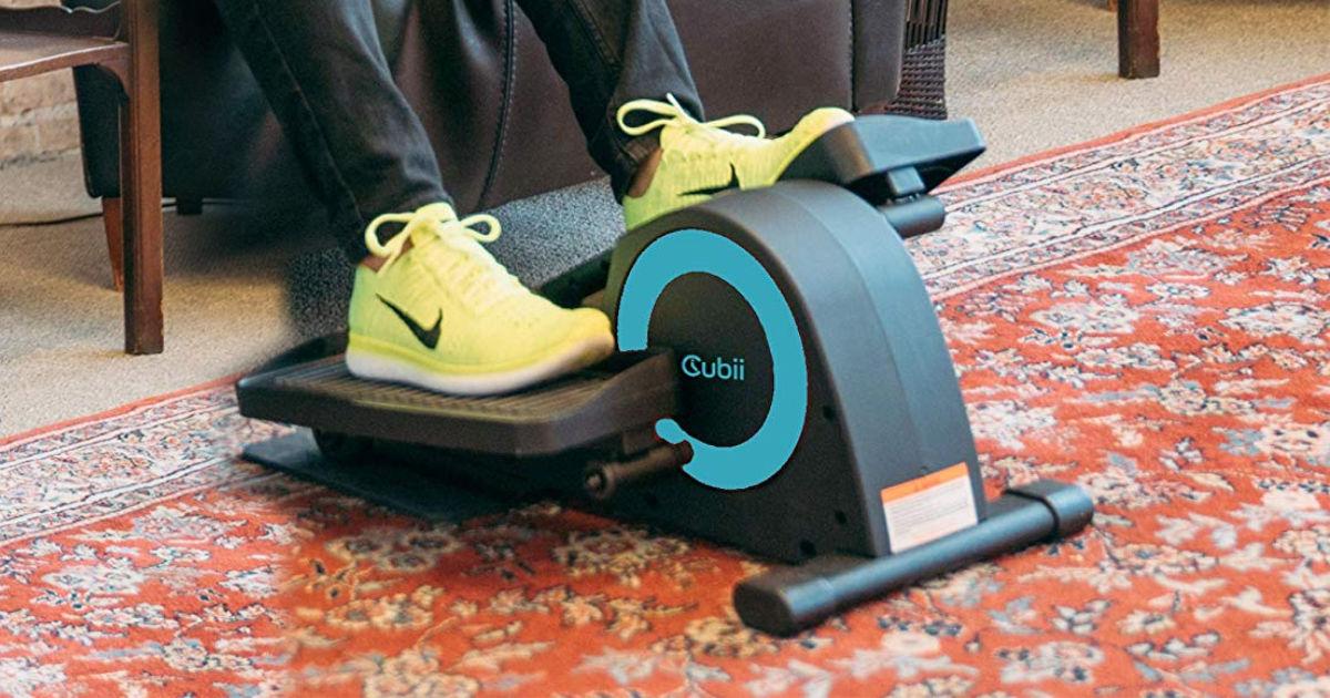 Cubii jr desk elliptical