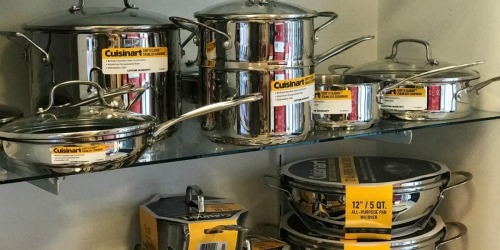 Up to 75% Off Cuisinart Cookware at Macy's