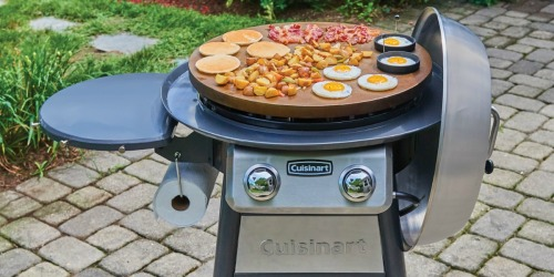Cuisinart 360° Griddle Cooking Center Only $178 Shipped (Also Steams, Roasts & Smokes)