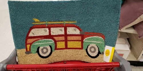 30% Off Indoor Rugs and Welcome Mats at Target.com