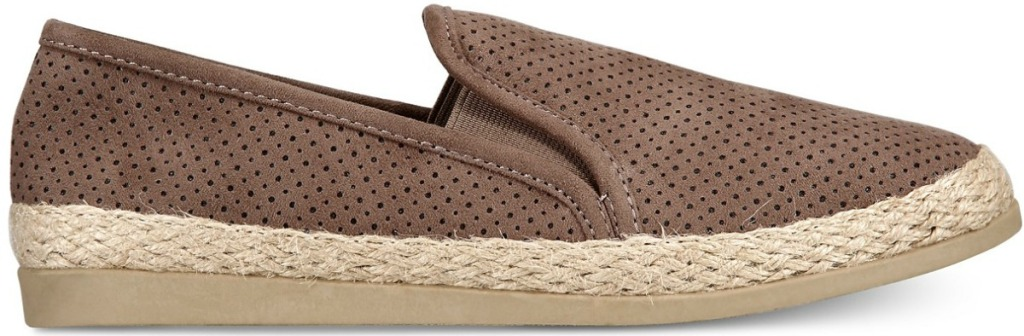 esprit flats in taupe