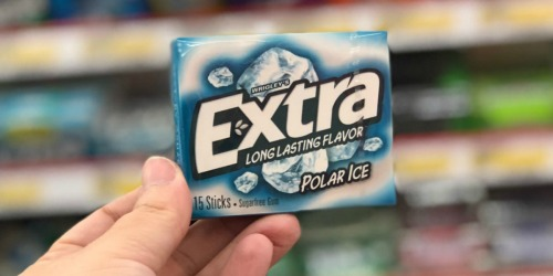 Extra Polar Ice Sugarfree Gum 48-Count Only $21.61 Shipped on Amazon (Regularly $32) | Just 45¢ Per Pack