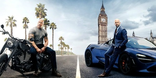 Over 1,500 Win Fast & Furious Presents Hobbs & Shaw Movie Codes + More