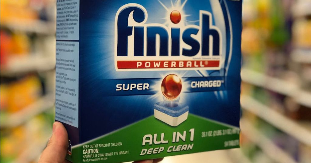 finish powerball all in one box