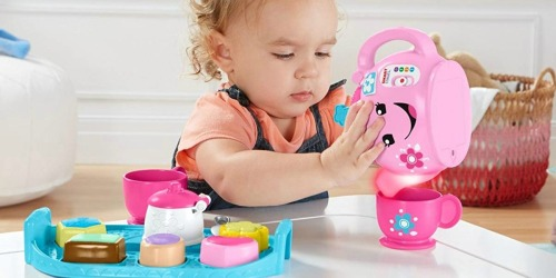 Fisher-Price Laugh & Learn Sweet Manners Tea Set Only $11