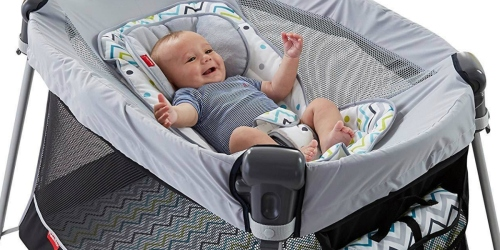 Safety Alert! Fisher-Price Recalls 71,000 Ultra-Lite Play Yard Inclined Sleeper Accessories