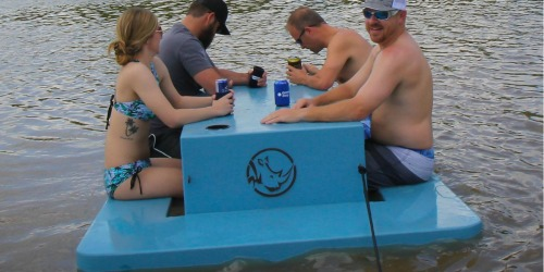 Would You Spend $600 on a Floating Picnic Table?