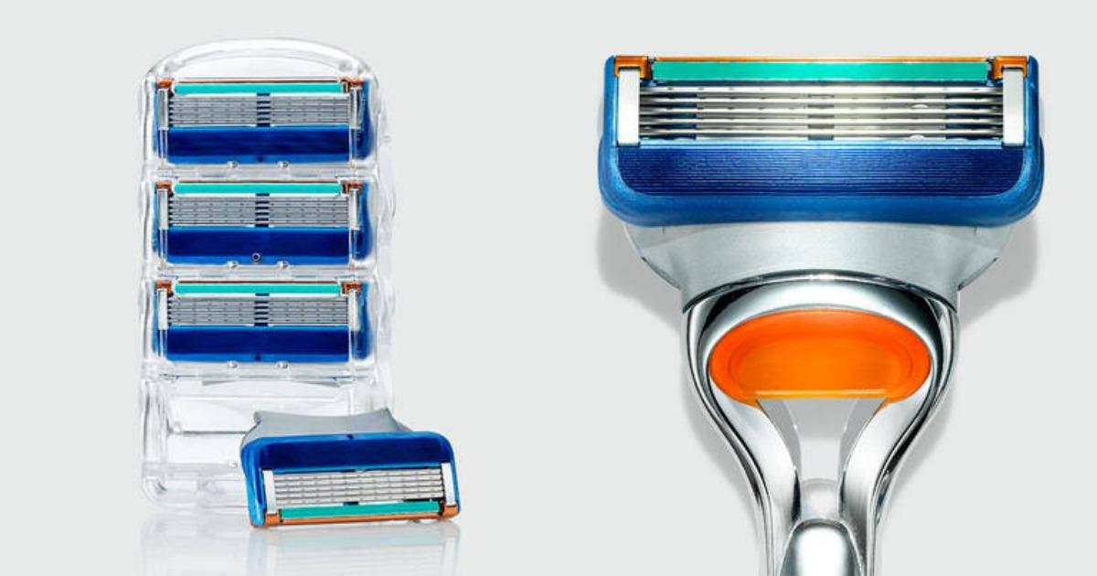 on razor next 4 blade refills