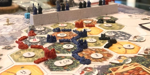 Game of Thrones Catan Strategy Board Game Only $39 Shipped (Regularly $80)