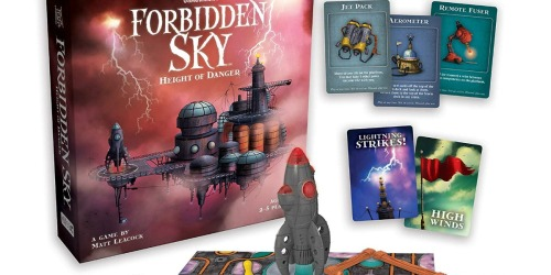 Forbidden Sky Height of Danger Board Game Just $13 (Regularly $40)
