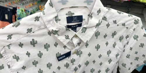 These Button Up Shirts Make a Fun Statement (Great Father's Day Gift Idea!)