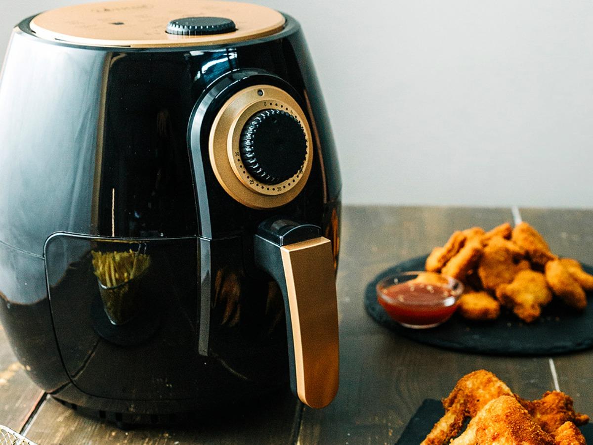 Up To 65 Off Gotham Steel Kitchen Essentials Air Fryer