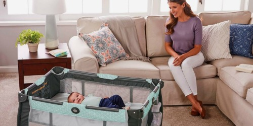 Graco Pack 'n Play Playard Only $69.99 Shipped (Regularly $110)