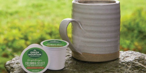 SIX Green Mountain 24-Count K-Cup Boxes Only $46 Shippe