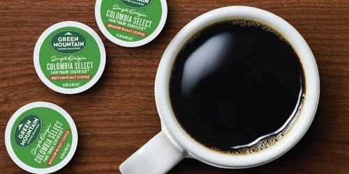 Green Mountain Coffee 72-Count K-Cups Just $20.86 Shipped at Amazon