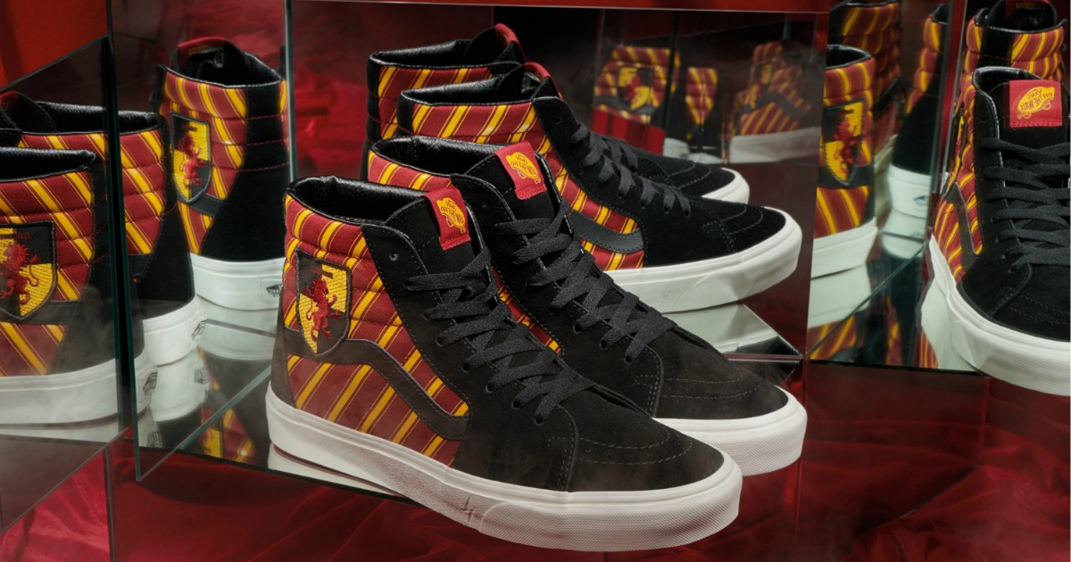 Vans Shoes as Low as $19.99 Shipped