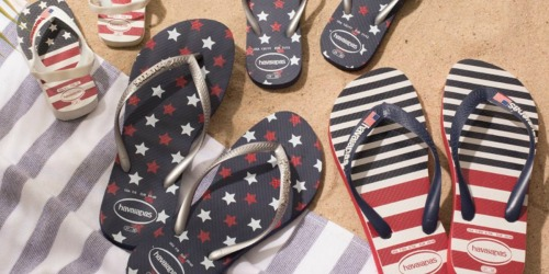 Havaianas Sandals for the Whole Family as Low as $9.99 at Zulily