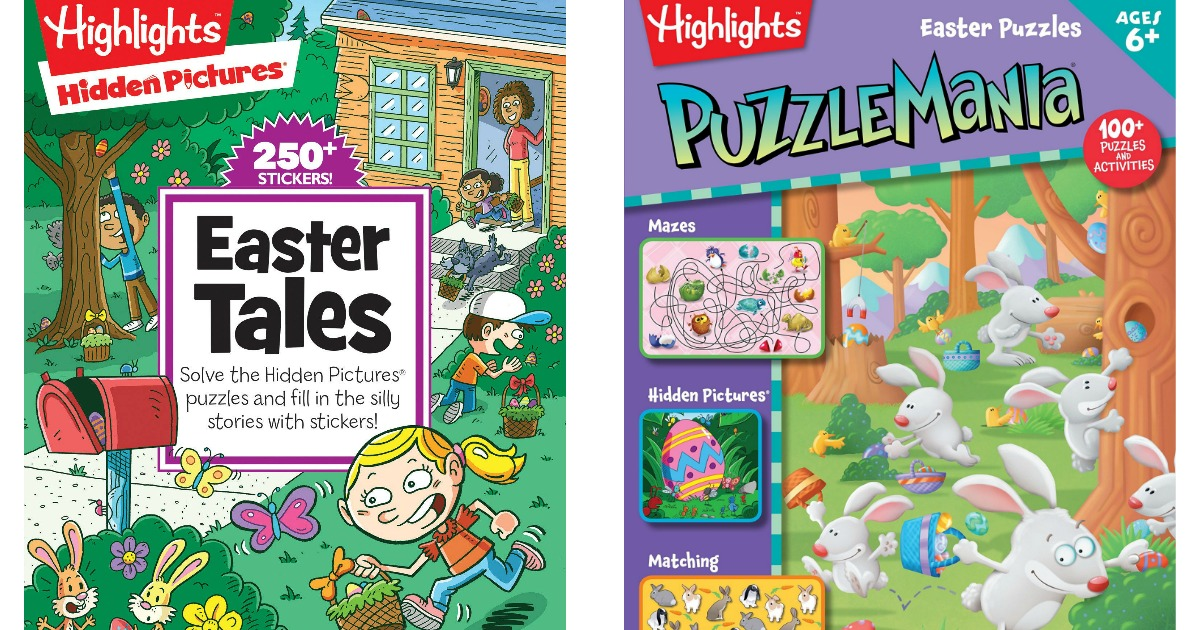 Highlights Activity Books As Low As 4 43 At Amazon Regularly 6