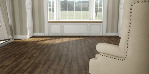 Up to 50% Off Hardwood Flooring + Free Shipping at Home Depot