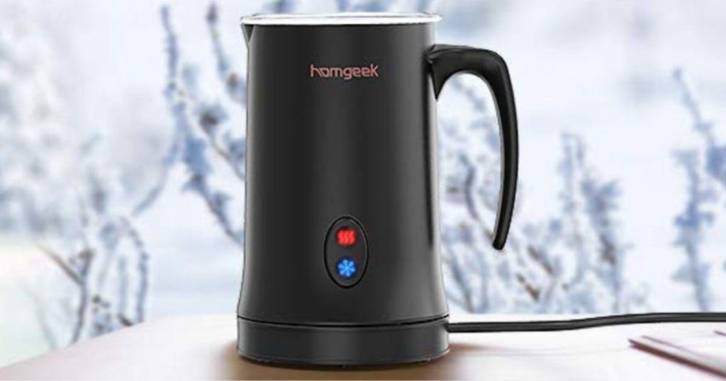 Homgeek Milk Frother