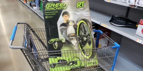 Huffy Green Machine 3-Wheel Trike Just $69 Shipped (Regularly $98)
