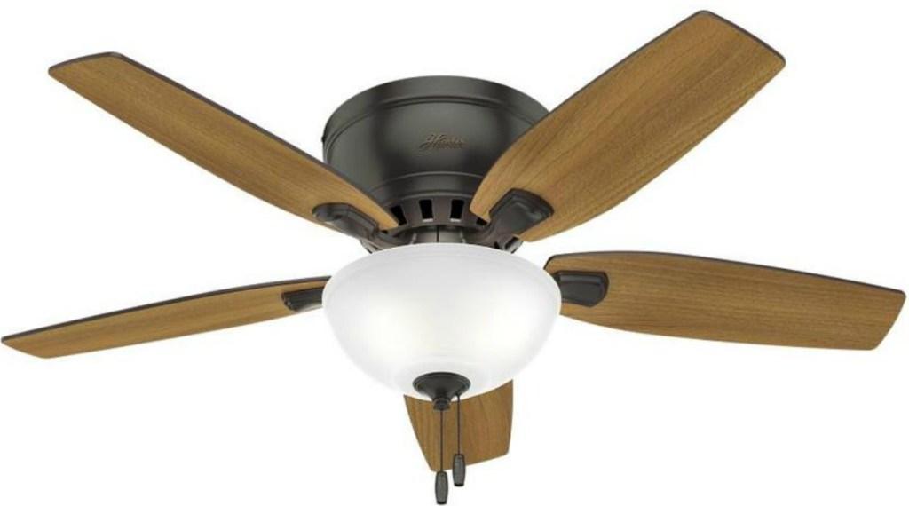 Smaller Blade ceiling fan