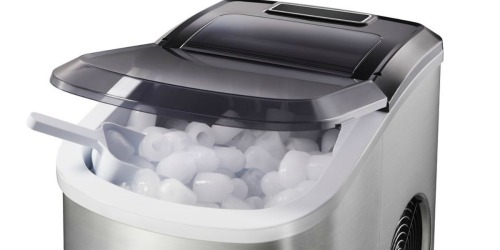 Insignia Portable Ice Maker Only $89.99 Shipped (Regularly $130)