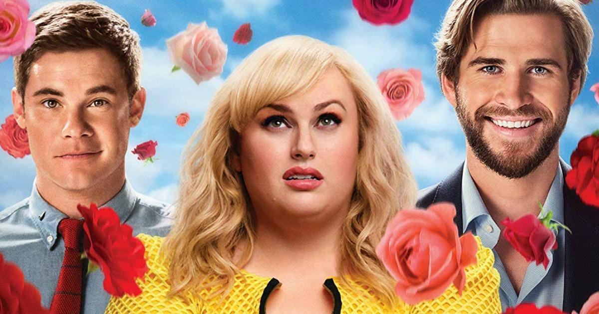 Movie cover of a romantic comedy