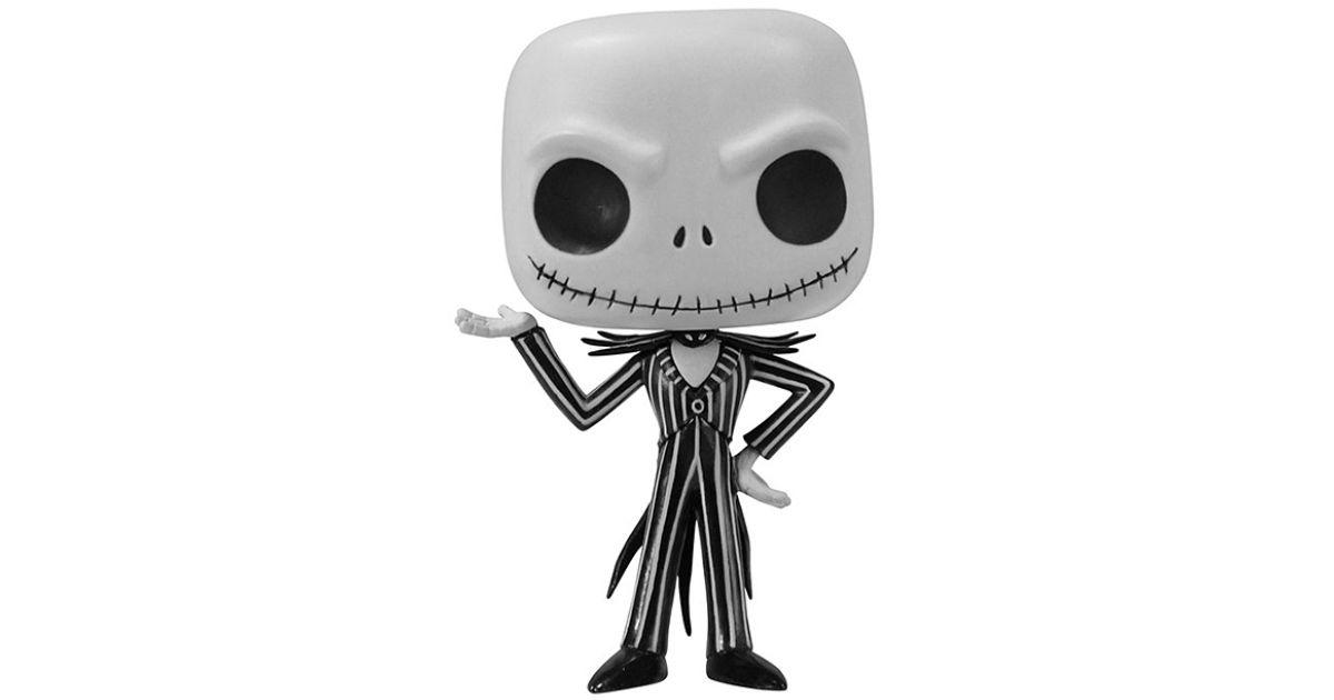 jack skellington funko pop figurine