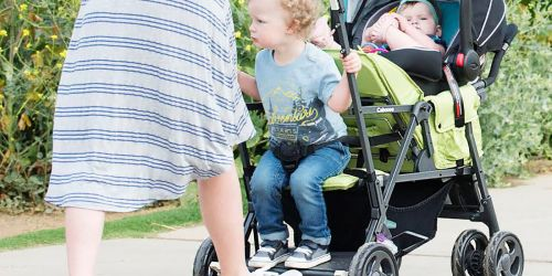 Joovy Caboose Stand-On Stroller Only $69.67 Shipped (Regularly $144.24)