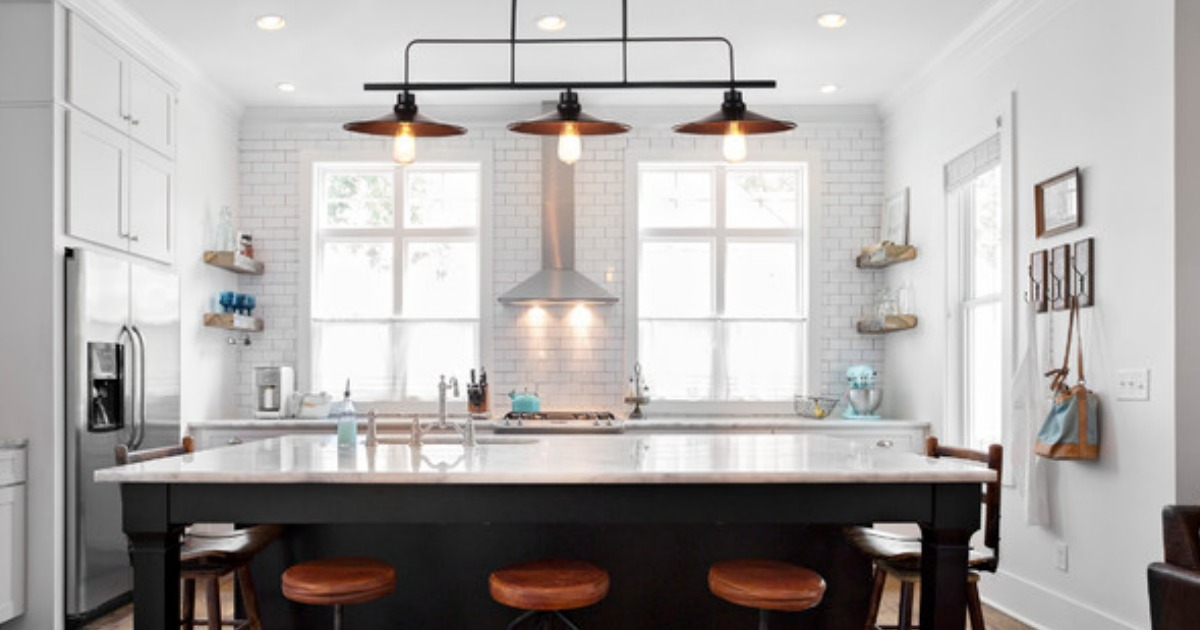 Up To 70 Off Pendant Lighting More At Houzz Hip2save