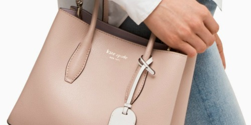 Kate Spade Satchel Only $79 Shipped (Regularly $329)