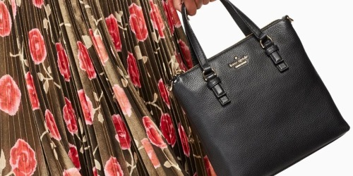 Kate Spade Jackson Street Handbags as Low as $99 Shipped (Regularly $258+)