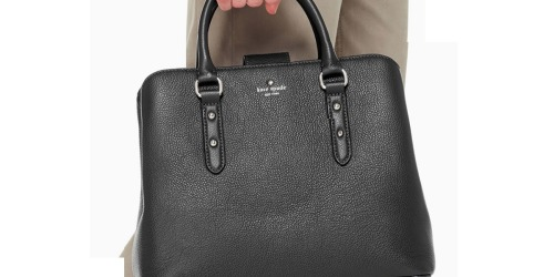 Kate Spade Satchel Only $99 Shipped (Regularly $379)